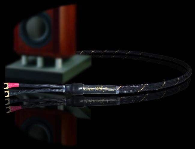 Speaker Cables - Live Mk 1 high performance speaker cable